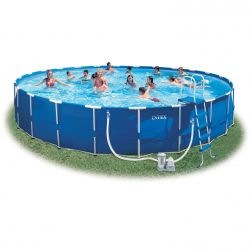 Каркасный бассейн INTEX 57964 Metal Frame Pool
