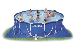 Каркасный бассейн INTEX 56949 Metal Frame Pool